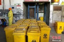 生态环境部:全国医疗废物处置能力为每天6100吨